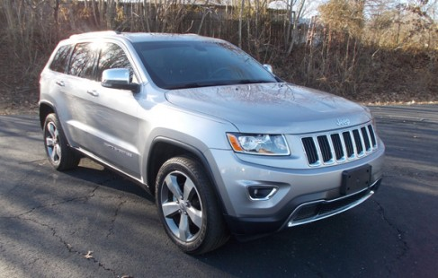 Grand Cherokee Silver Limited