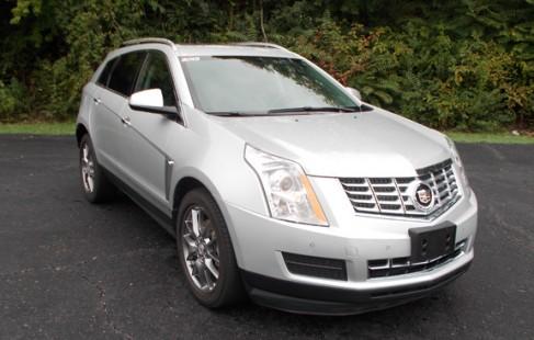 CadillacSRX4